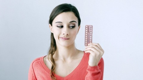 RAGING HORMONES? USE CONTRACEPTIVE TABLETS