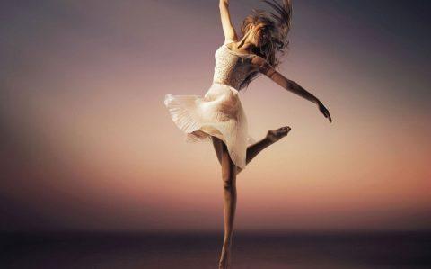 I will dance forever