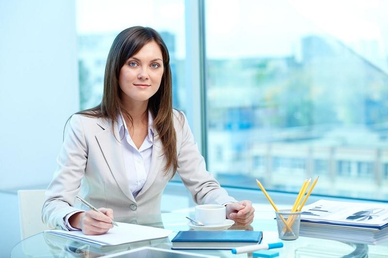 business women life